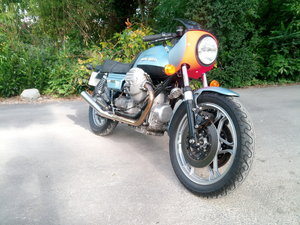 Moto Guzzi Le Mans Mk1 Superb restoration