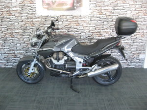 2005 05-reg Moto Guzzi V1100 Breva Tourer in grey