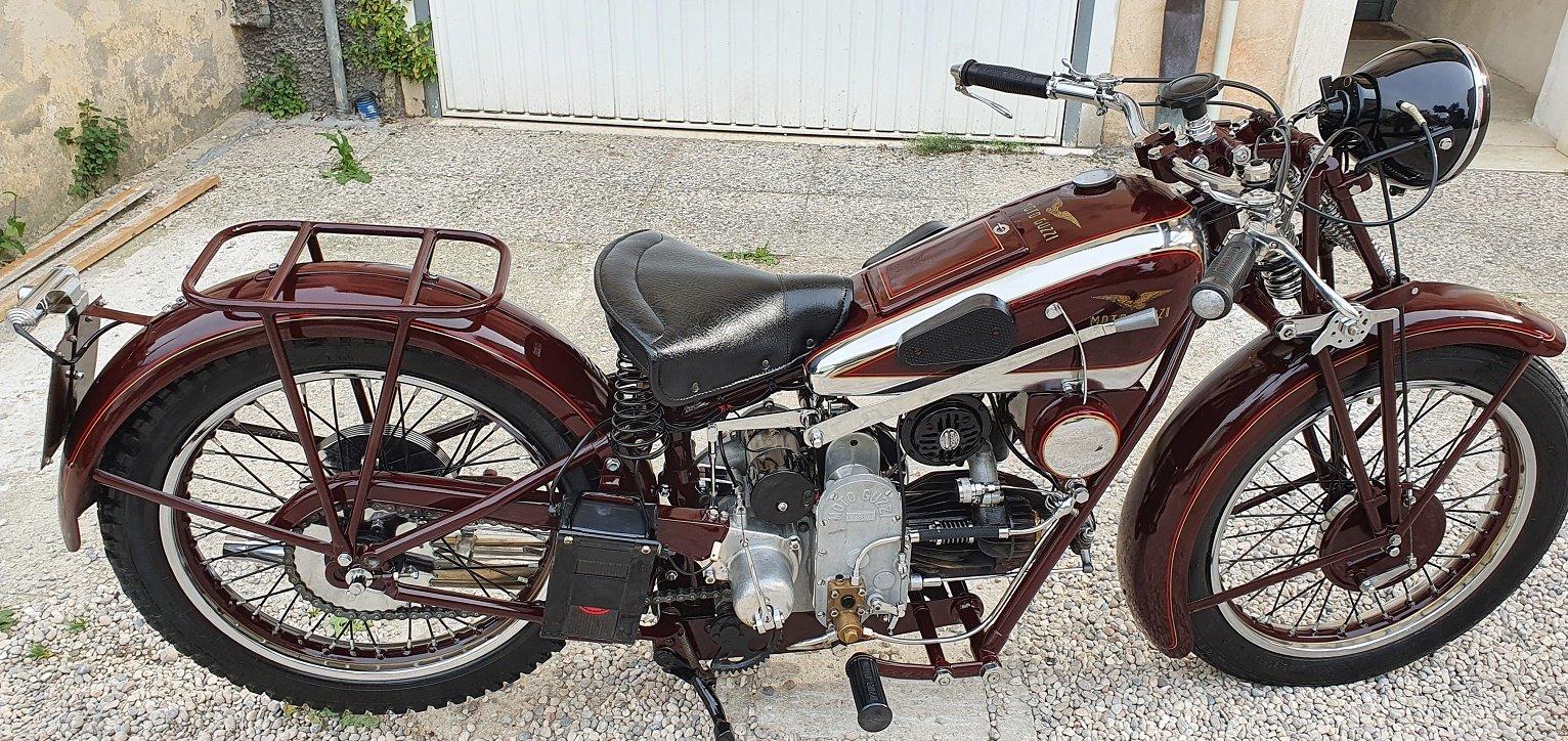 1932 MOTO GUZZI SPORT 15 For Sale (picture 4 of 6)