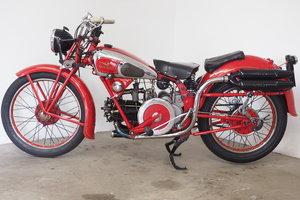 1938 Moto Guzzi GTC