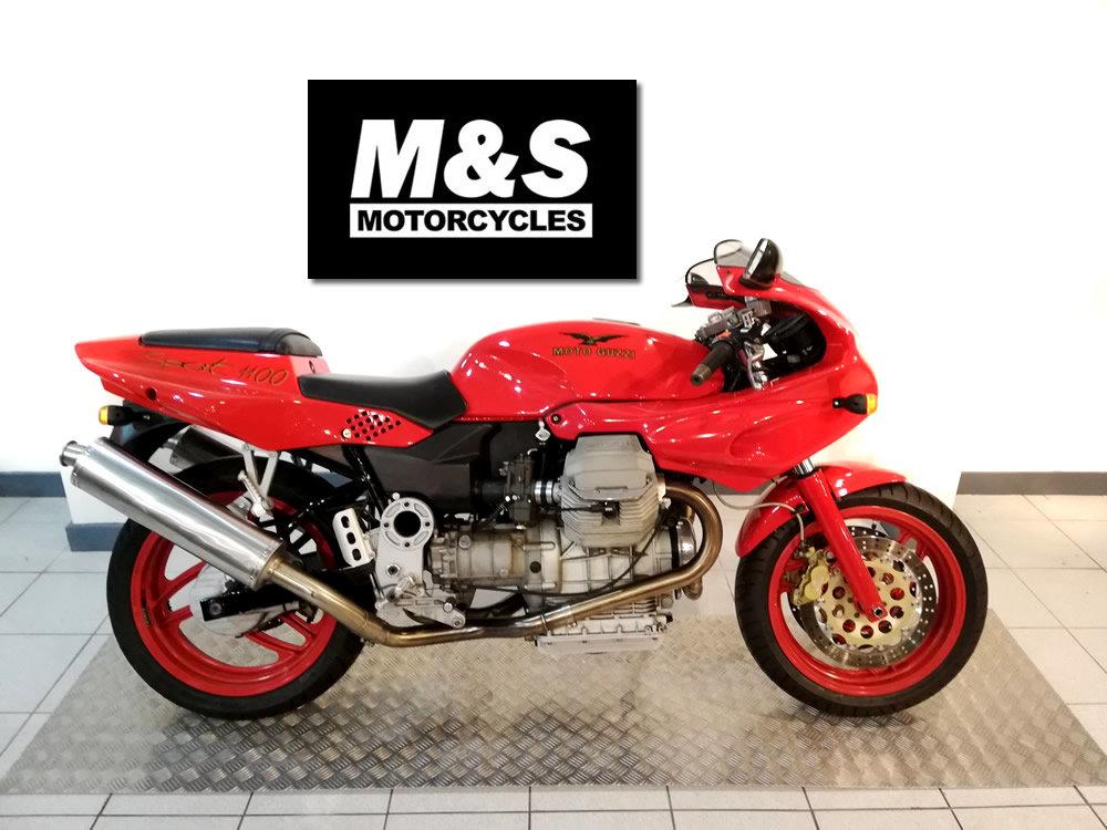 1996 Moto Guzzi 1100 Sport For Sale (picture 1 of 6)