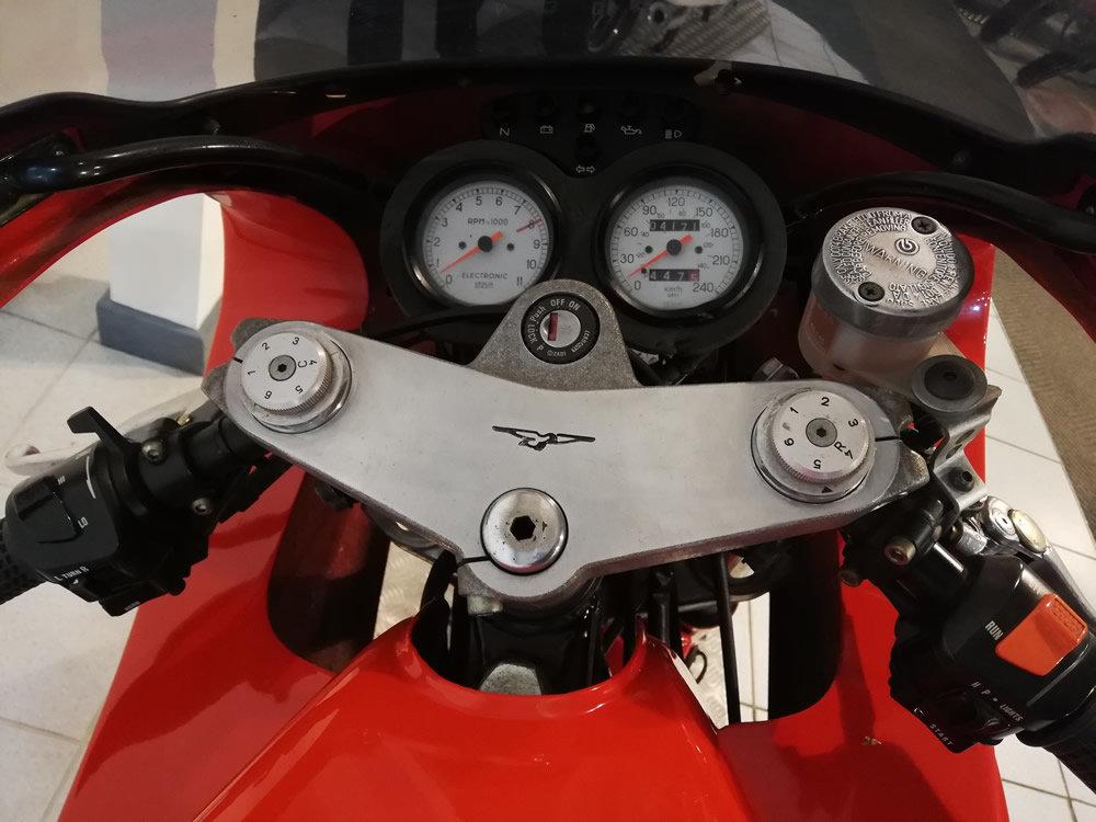 1996 Moto Guzzi 1100 Sport For Sale (picture 6 of 6)
