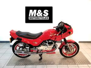 1993 Moto Guzzi Targa 750