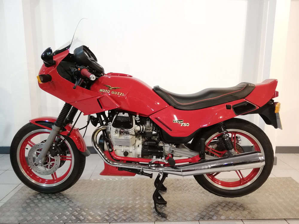 1993 Moto Guzzi Targa 750 For Sale (picture 6 of 6)