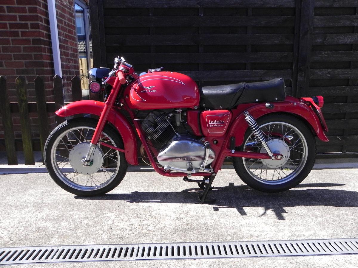 1962 Moto Guzzi Lodola 235cc  SOLD (picture 2 of 6)
