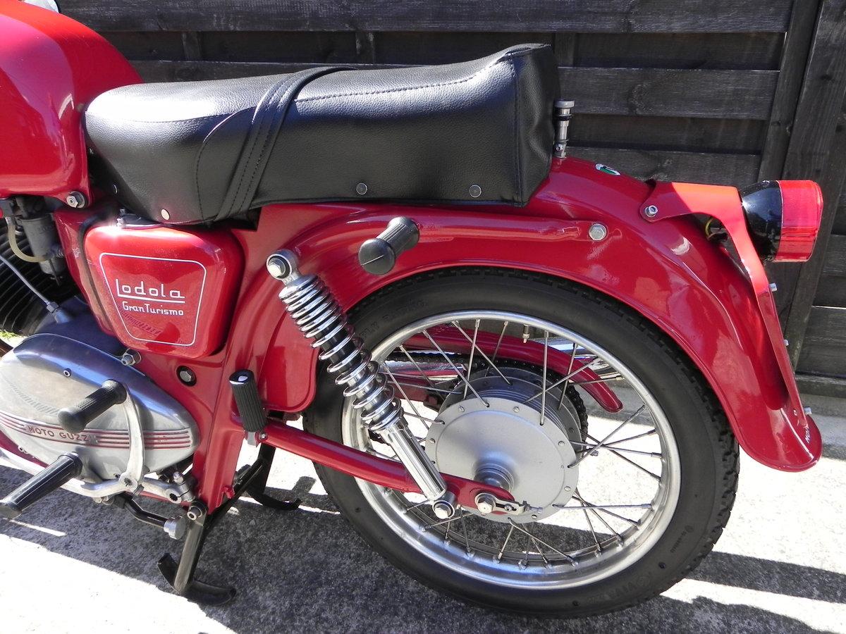 1962 Moto Guzzi Lodola 235cc  SOLD (picture 3 of 6)