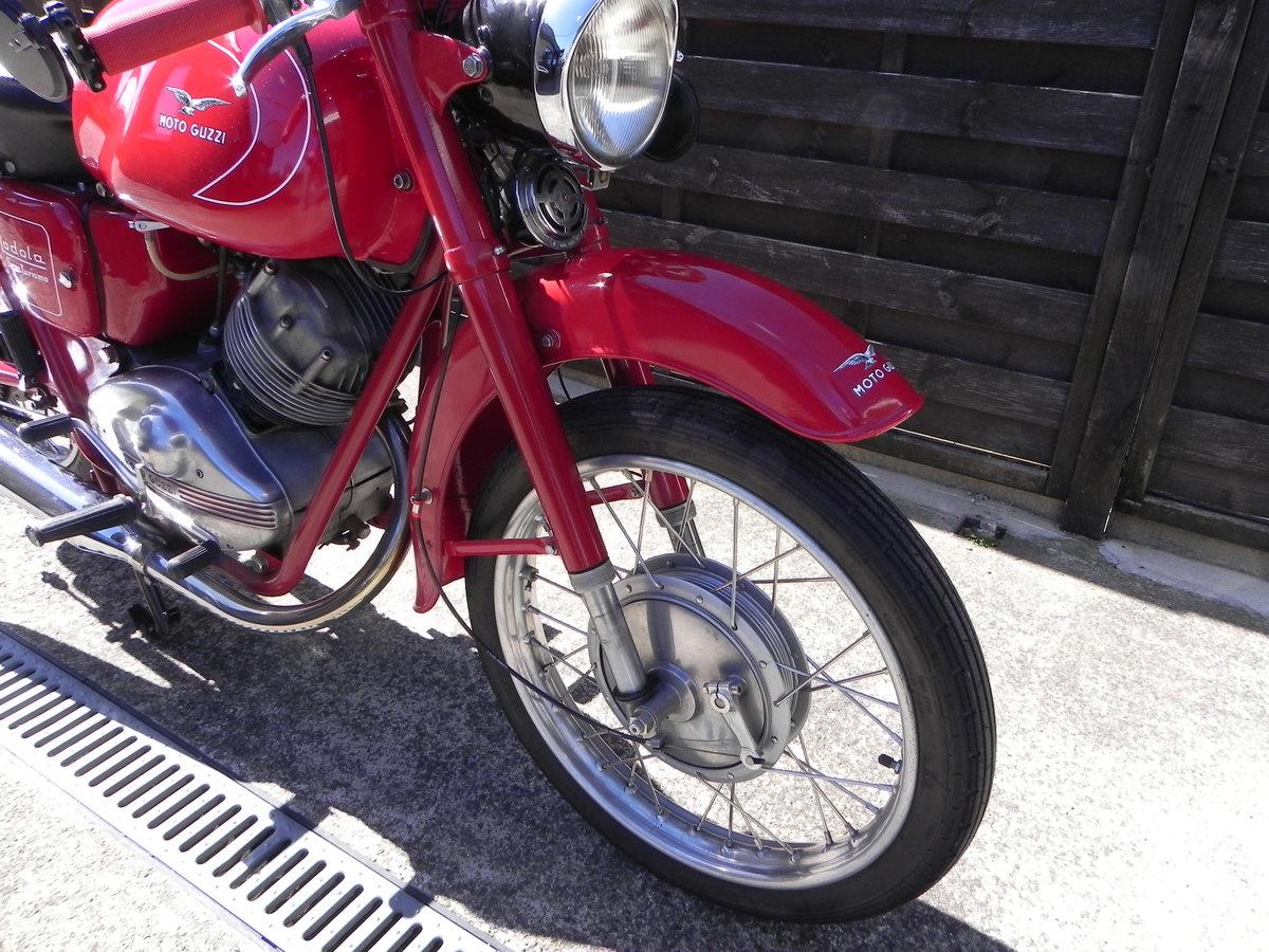 1962 Moto Guzzi Lodola 235cc  SOLD (picture 6 of 6)