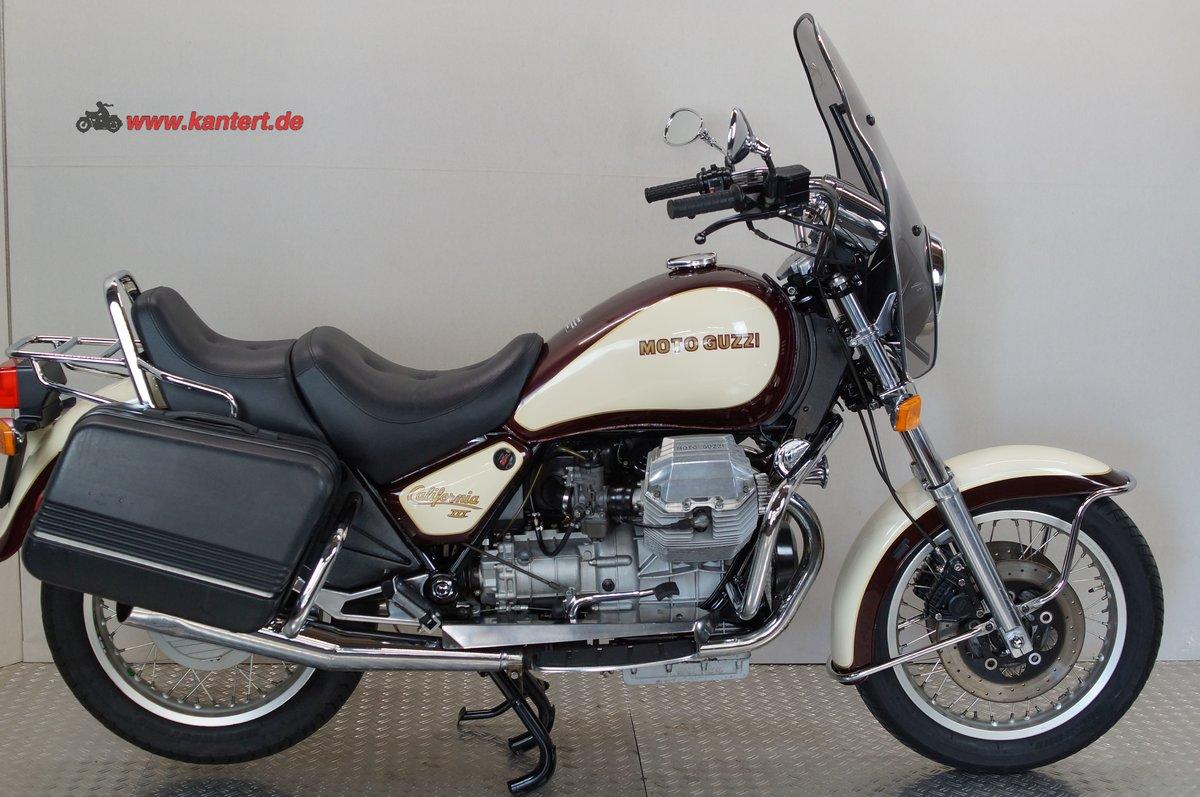 1988 Moto Guzzi California III, 942 cc, 67 hp For Sale (picture 1 of 6)