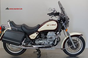 1988 Moto Guzzi California III, 942 cc, 67 hp For Sale