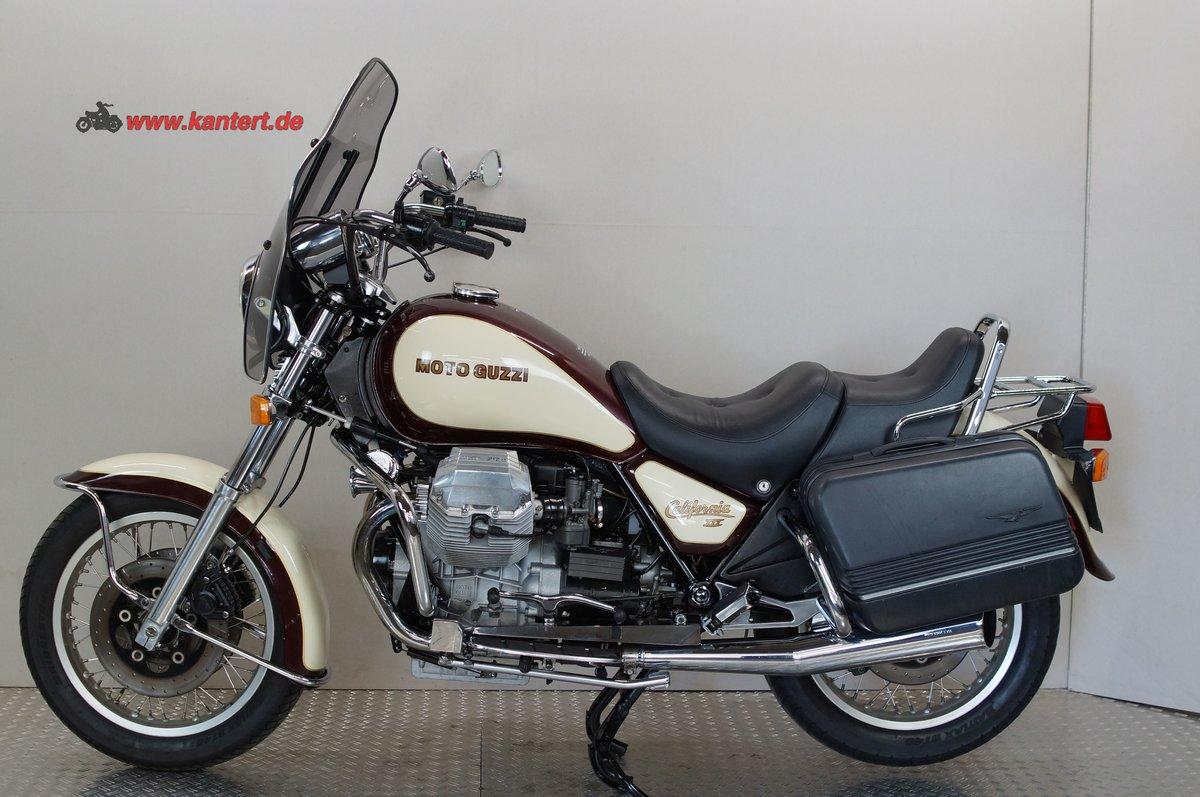 1988 Moto Guzzi California III, 942 cc, 67 hp For Sale (picture 2 of 6)