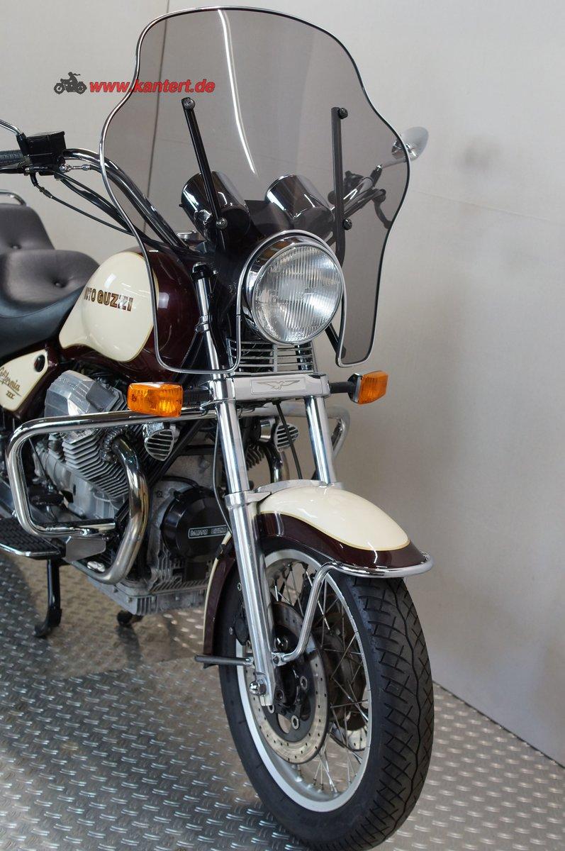 1988 Moto Guzzi California III, 942 cc, 67 hp For Sale (picture 3 of 6)