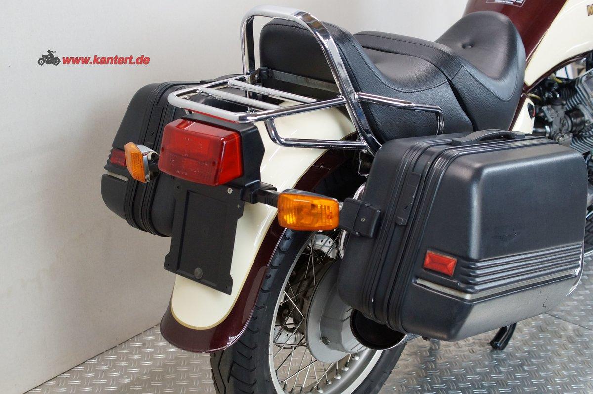 1988 Moto Guzzi California III, 942 cc, 67 hp For Sale (picture 4 of 6)