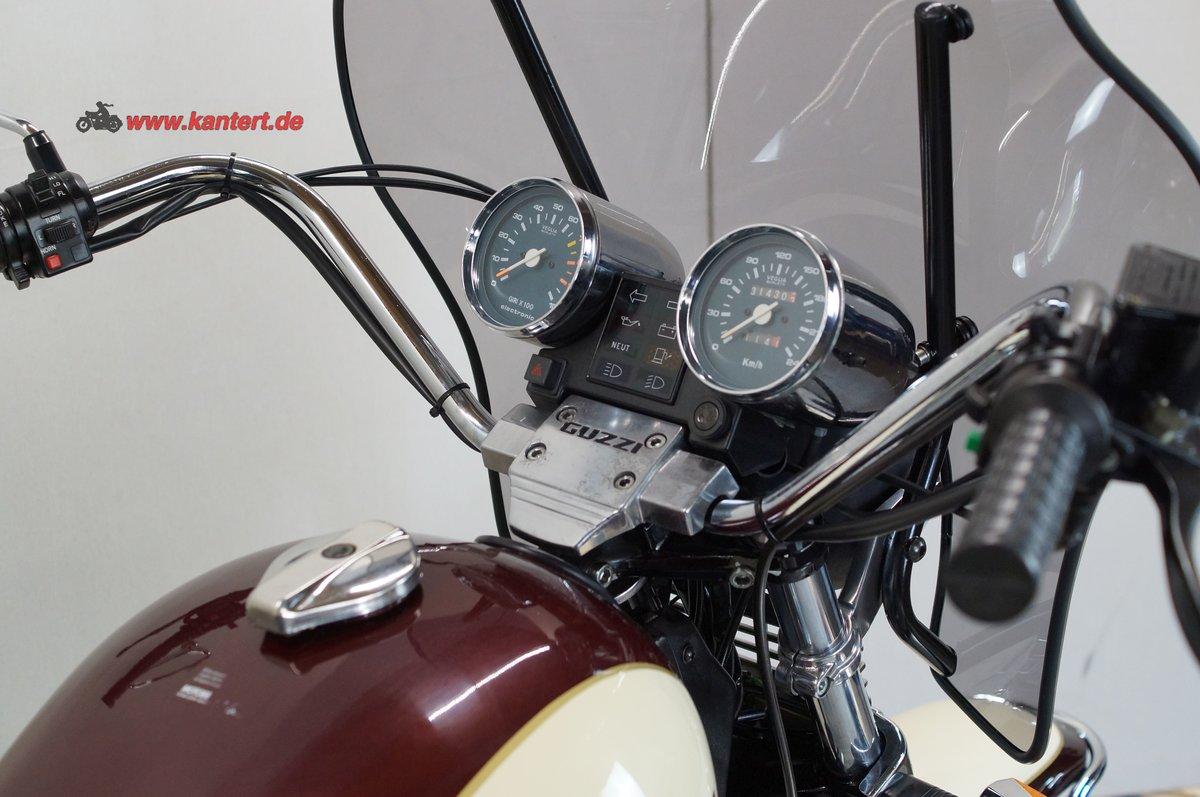 1988 Moto Guzzi California III, 942 cc, 67 hp For Sale (picture 6 of 6)