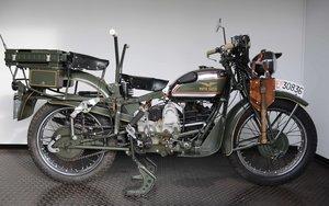 1951 Moto Guzzi certificate of origin many special details For Sale