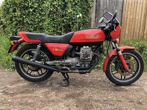 1982 Moto Guzzi V35 Imola