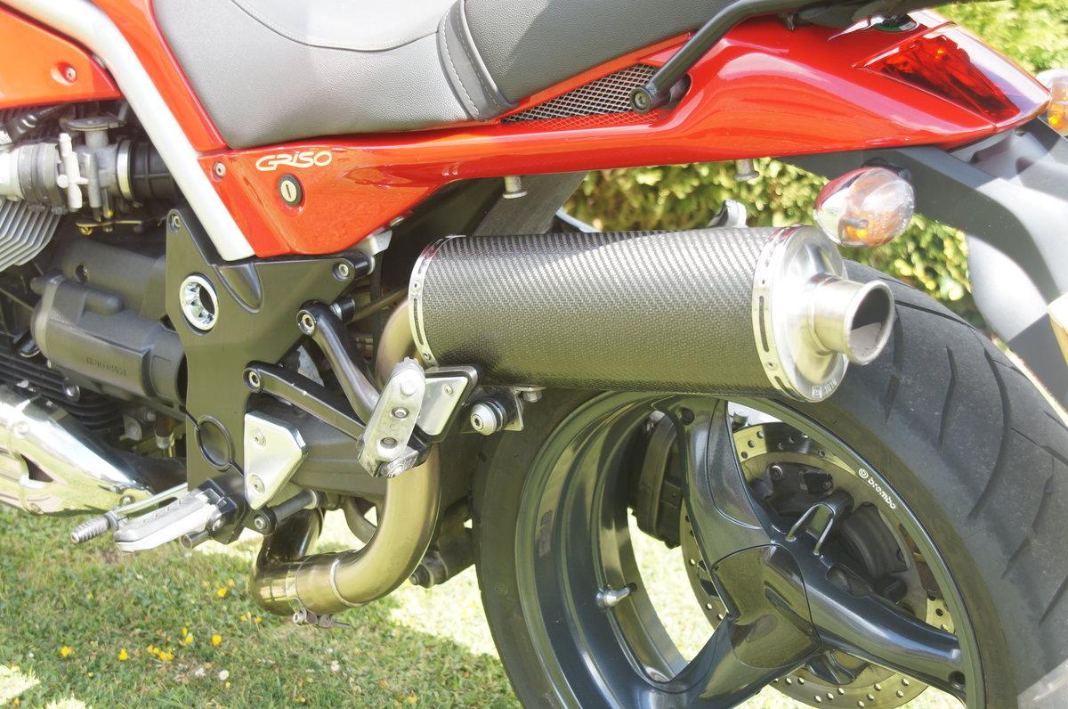 2007 Moto Guzzi  SOLD (picture 1 of 6)