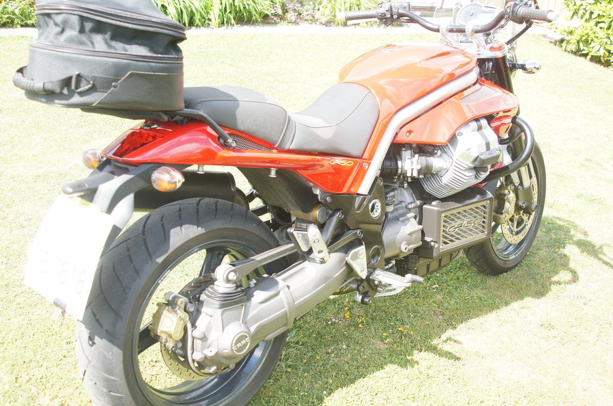 2007 Moto Guzzi  SOLD (picture 3 of 6)