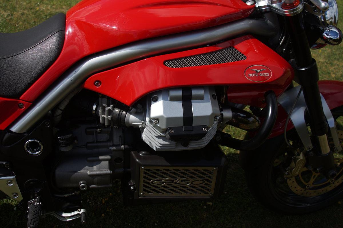2007 Moto Guzzi  SOLD (picture 4 of 6)