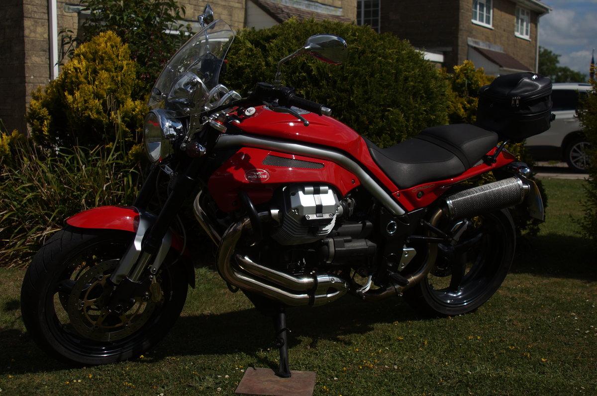2007 Moto Guzzi  SOLD (picture 5 of 6)