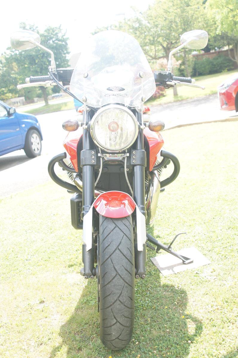 2007 Moto Guzzi  SOLD (picture 6 of 6)