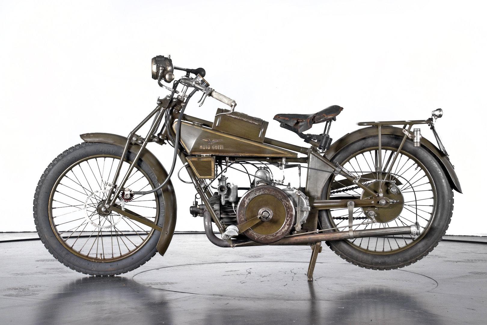 MOTO GUZZI - 500 NORMALE - 1924 For Sale (picture 1 of 6)