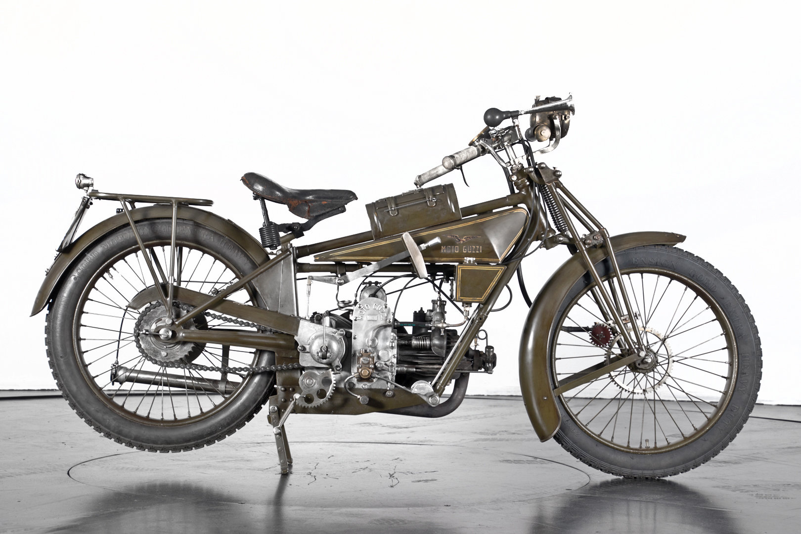 MOTO GUZZI - 500 NORMALE - 1924 For Sale (picture 2 of 6)