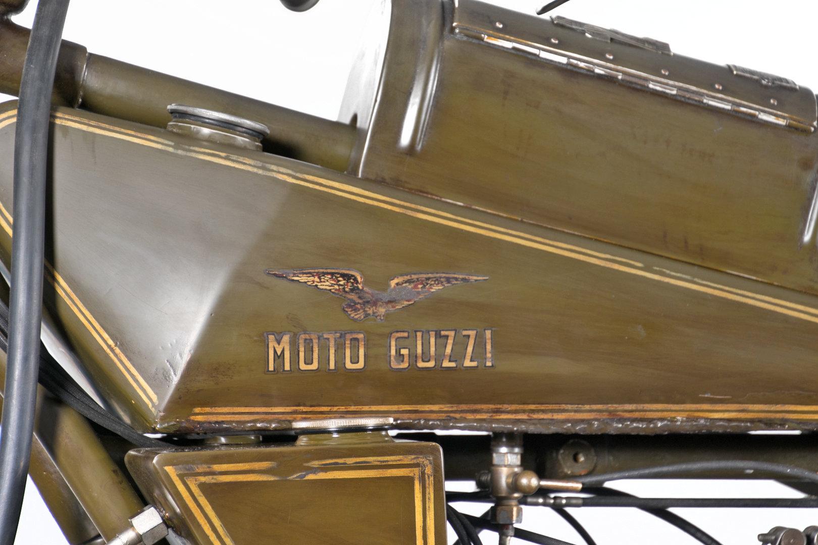 MOTO GUZZI - 500 NORMALE - 1924 For Sale (picture 6 of 6)