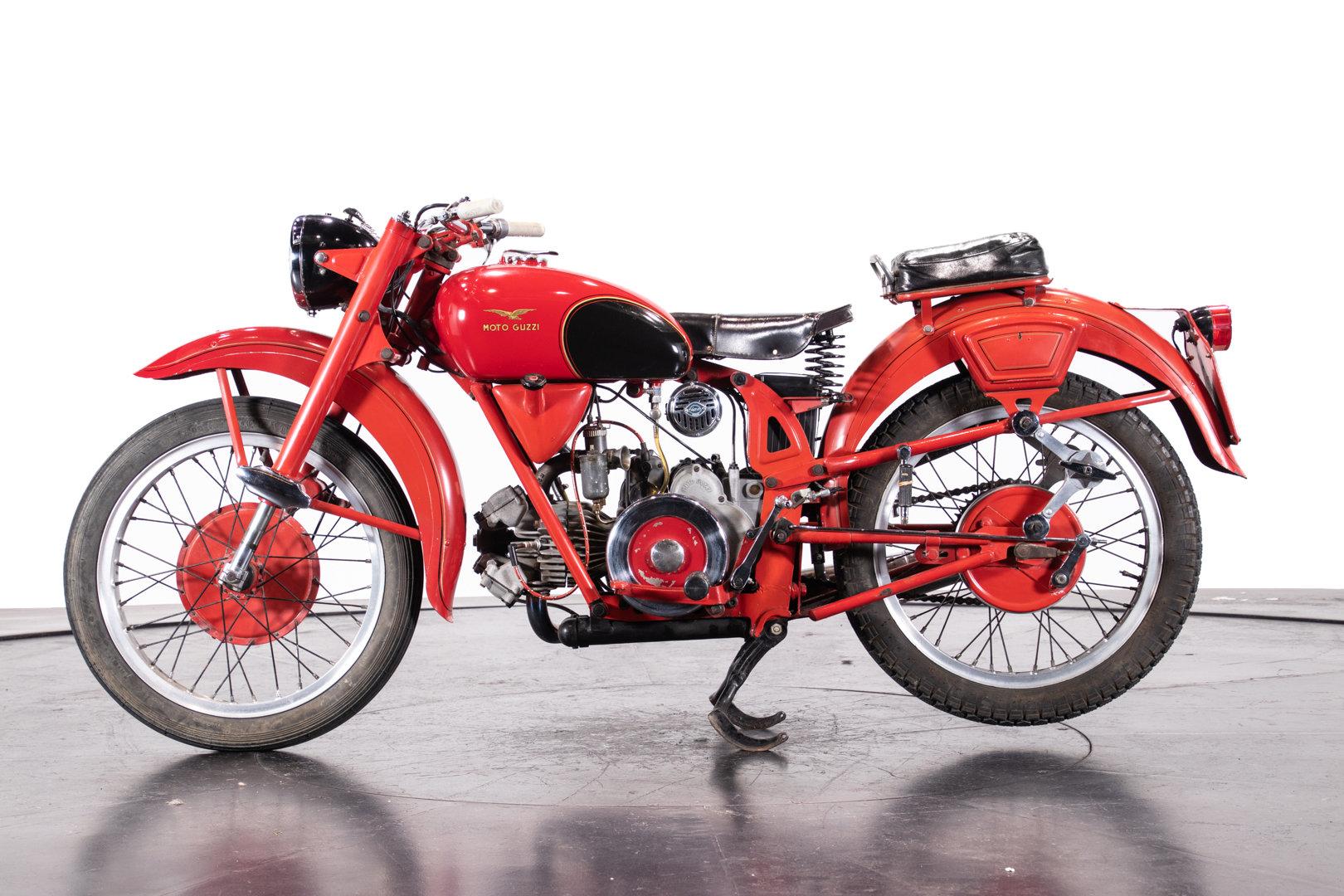 MOTO GUZZI - AIRONE SPORT 250 - 1954 For Sale (picture 1 of 6)