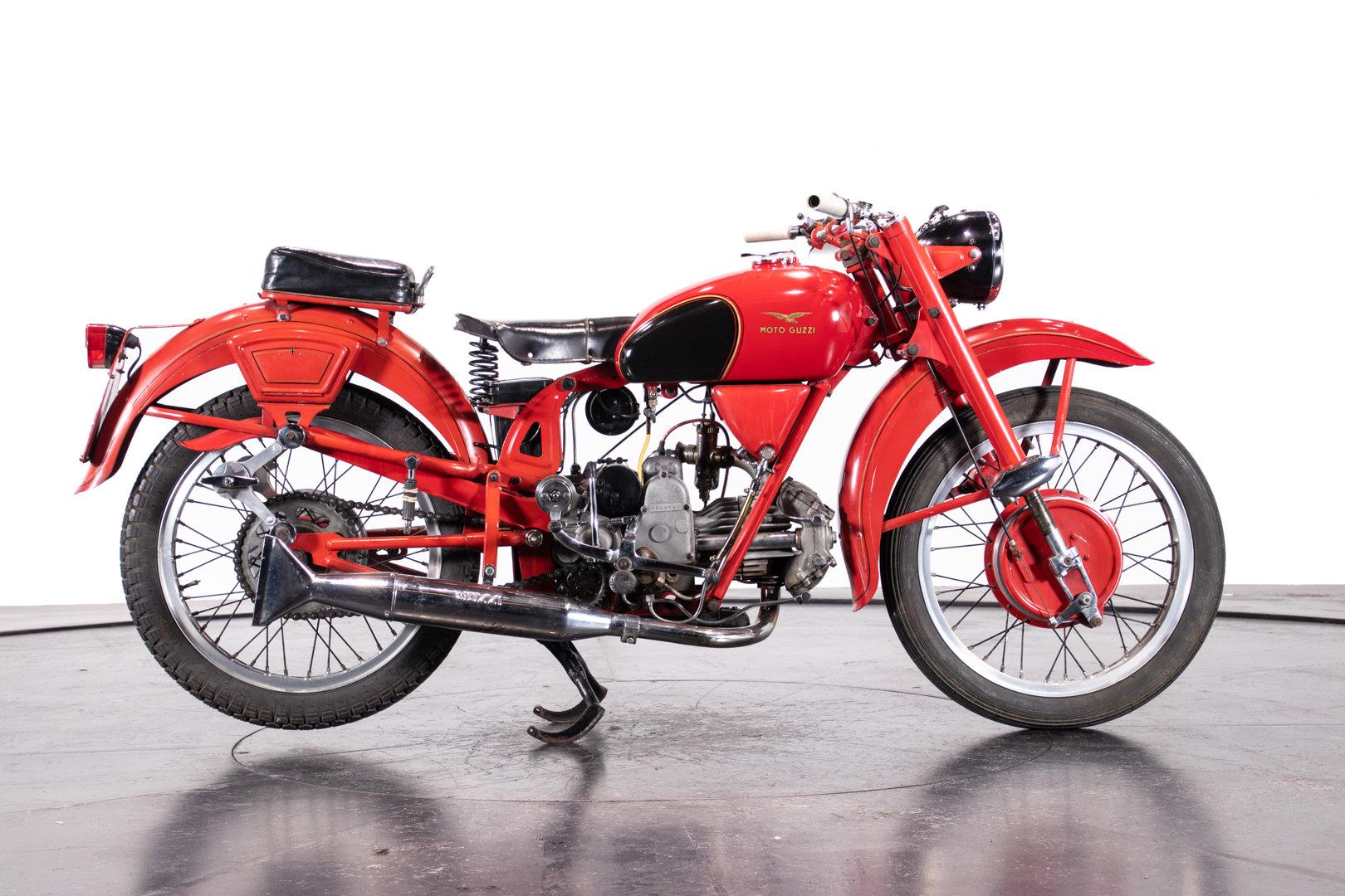 MOTO GUZZI - AIRONE SPORT 250 - 1954 For Sale (picture 2 of 6)