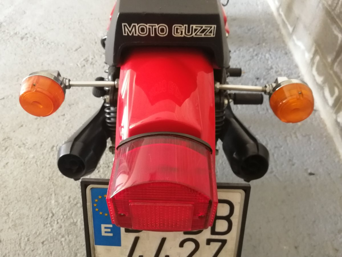1978 Moto Guzzi Le Mans First Series For Sale (picture 4 of 6)