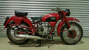 1955 MOTO GUZZI AIRONE 250 VERY ORIGINAL FOR RECOMMISSIONING