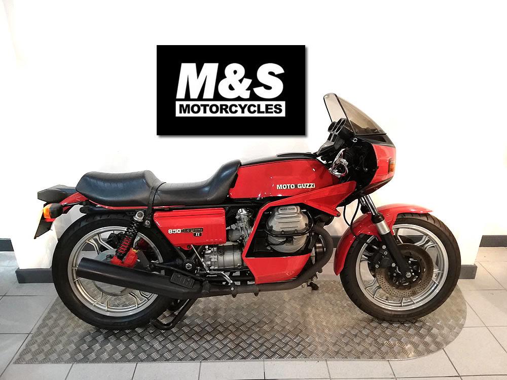 1981 Moto Guzzi Le Mans MkII For Sale (picture 1 of 6)