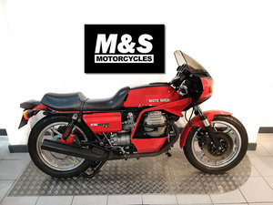 Picture of 1981 Moto Guzzi Le Mans MkII For Sale