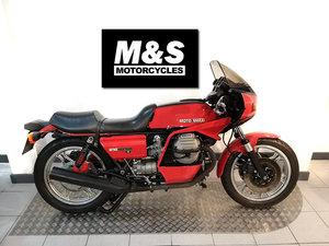 1981 Moto Guzzi Le Mans MkII