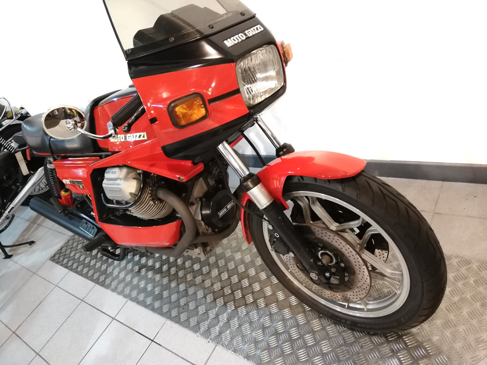 1981 Moto Guzzi Le Mans MkII For Sale (picture 2 of 6)