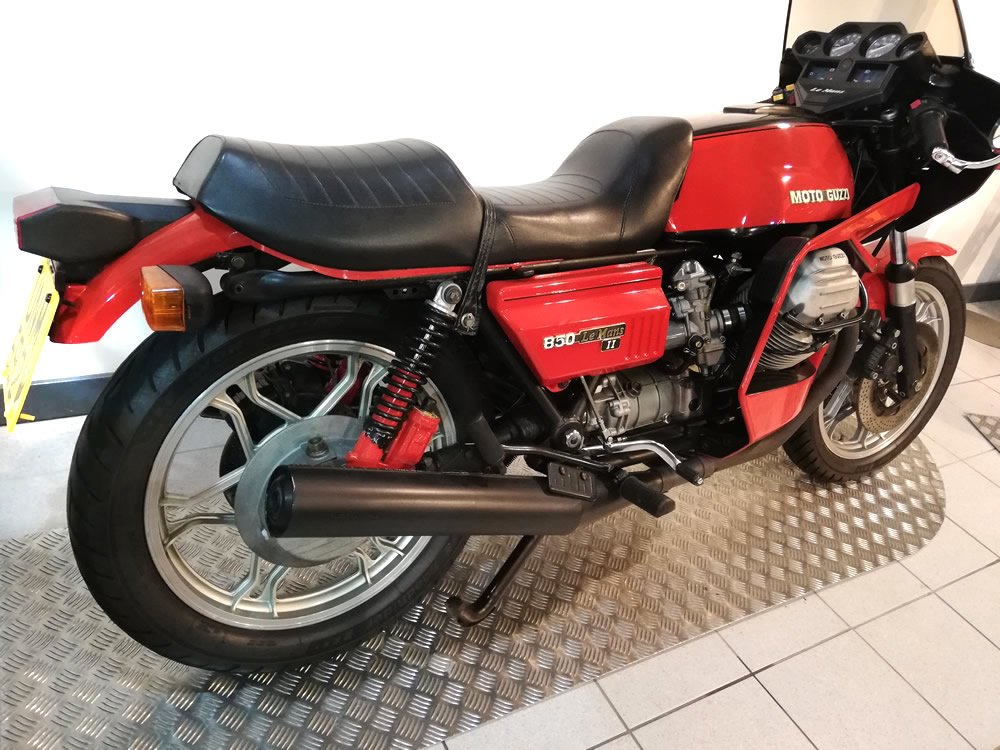 1981 Moto Guzzi Le Mans MkII For Sale (picture 3 of 6)