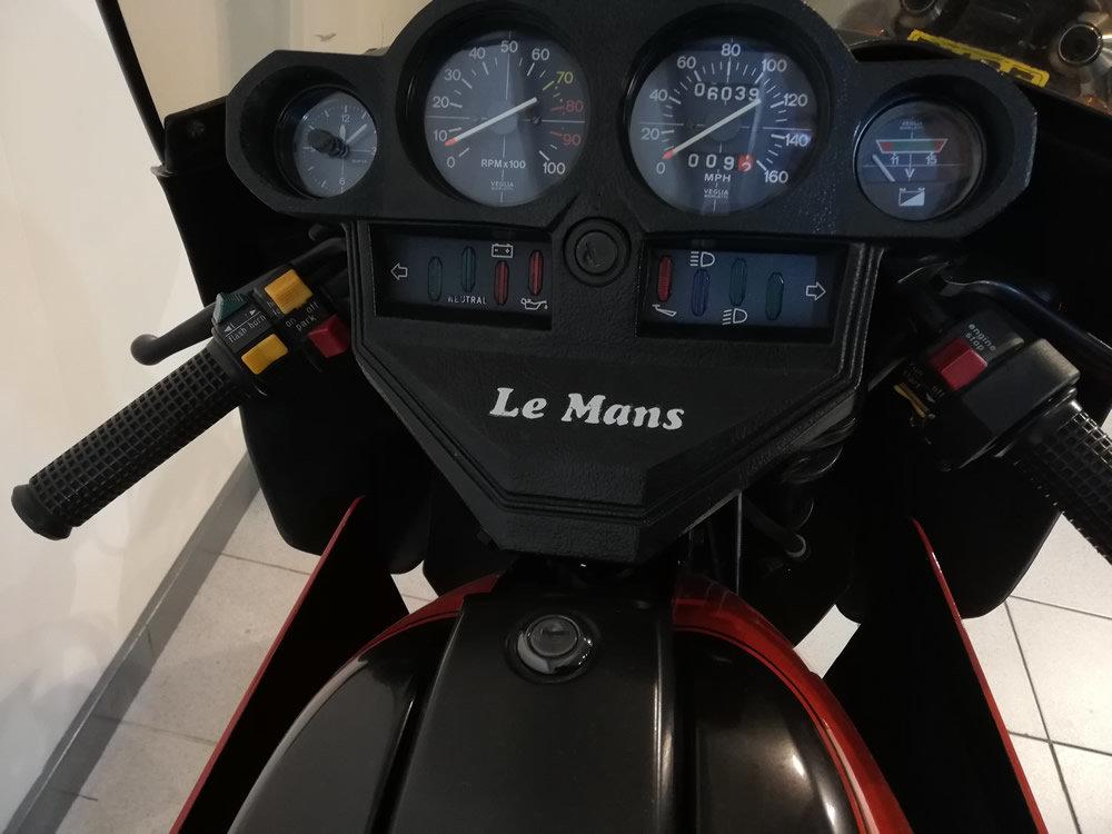 1981 Moto Guzzi Le Mans MkII For Sale (picture 5 of 6)