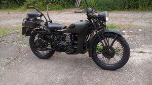 1951 Moto Guzzi Super Alce