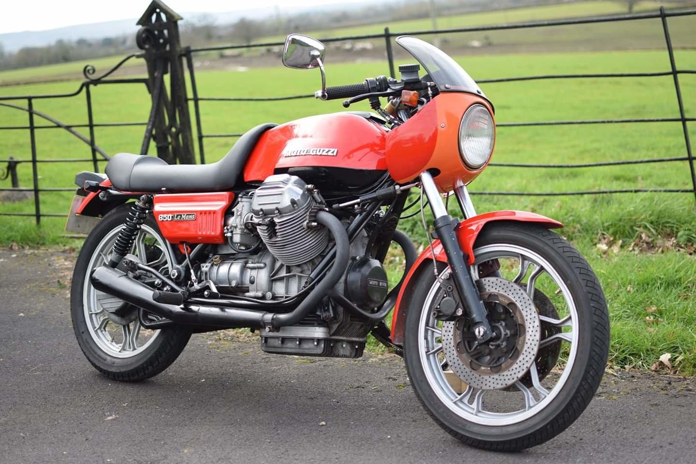1979 Moto Guzzi Le mans 850 For Sale (picture 1 of 5)