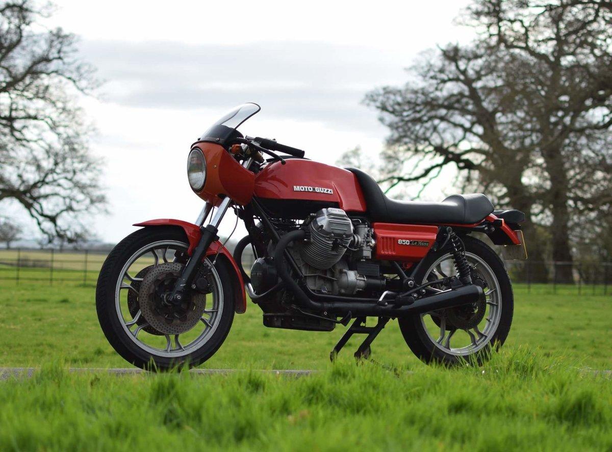 1979 Moto Guzzi Le mans 850 For Sale (picture 2 of 5)