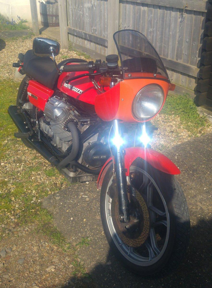 1979 Moto Guzzi Le mans 850 For Sale (picture 3 of 5)
