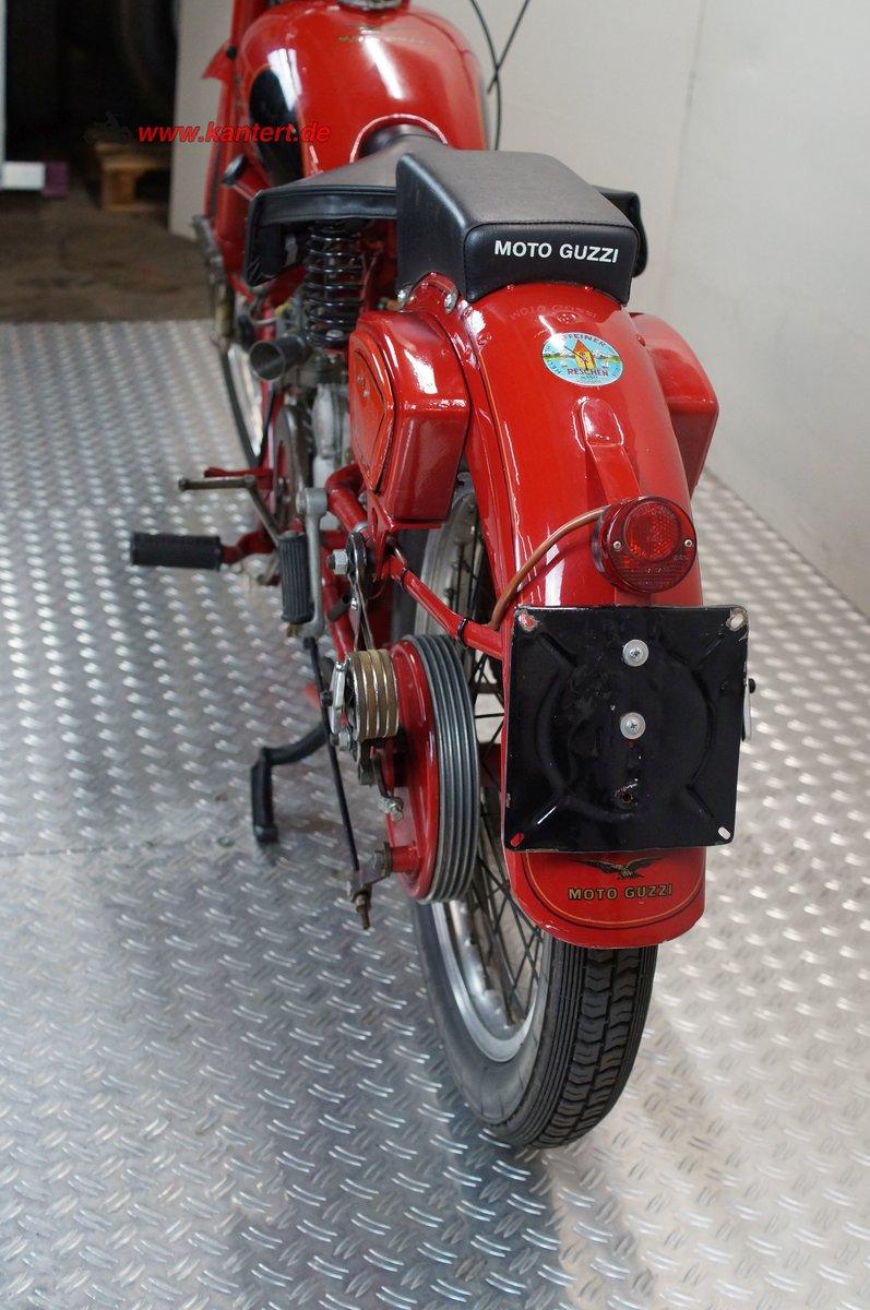 1955 Moto Guzzi Airone 250, 247 cc, 12 hp For Sale (picture 4 of 6)