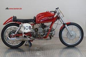 Race Bike, Moto Guzzi GTV 500 Corsa, 499 cc, 13 hp