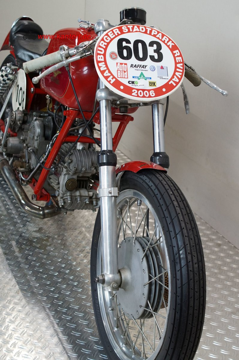1946 Race Bike, Moto Guzzi GTV 500 Corsa, 499 cc, 13 hp For Sale (picture 3 of 6)