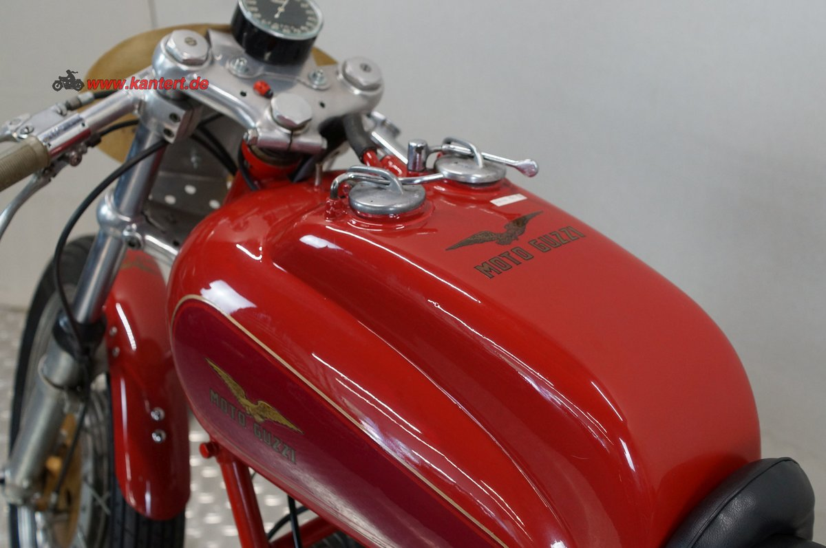 1946 Race Bike, Moto Guzzi GTV 500 Corsa, 499 cc, 13 hp For Sale (picture 6 of 6)