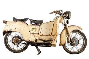 C.1958 MOTO GUZZI 192CC GALLETTO (SEE TEXT) (LOT 538)