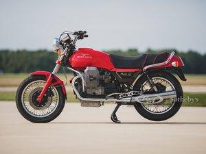 1989 Moto Guzzi Mille GT