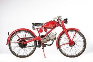 1946 MOTO GUZZI CARDELLINO 65 (LOT 588) For Sale by Auction