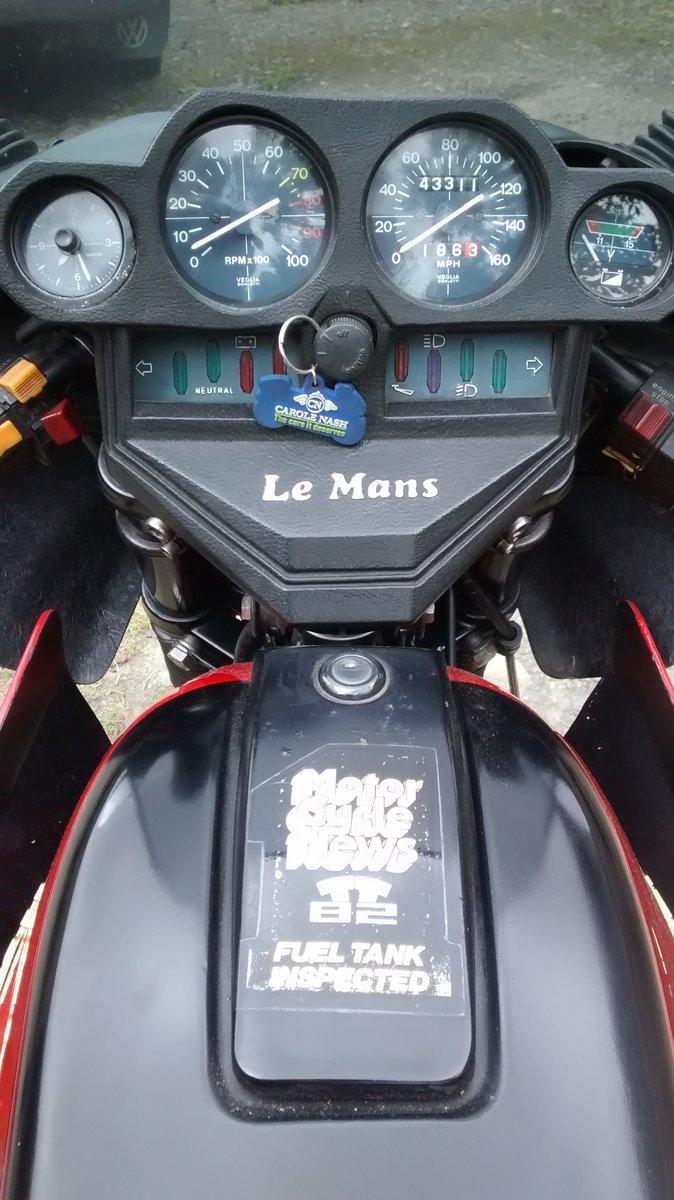 1981 Moto Guzzi Le Mans For Sale (picture 4 of 4)