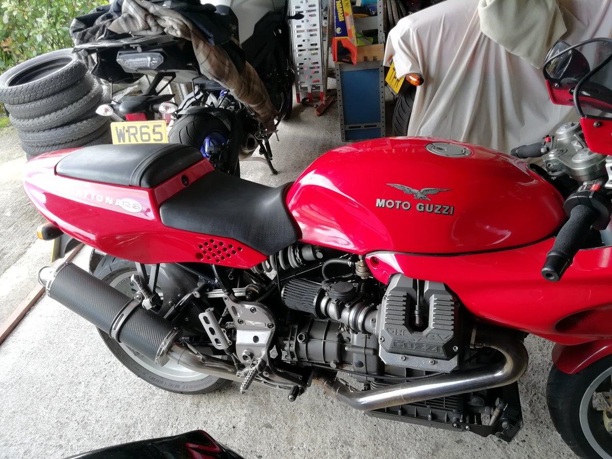 1998 Moto Guzzi Daytona RS For Sale (picture 3 of 5)